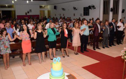 Missa de Ação de Graças é realizada em homenagem aos 90 anos de Guadalupe