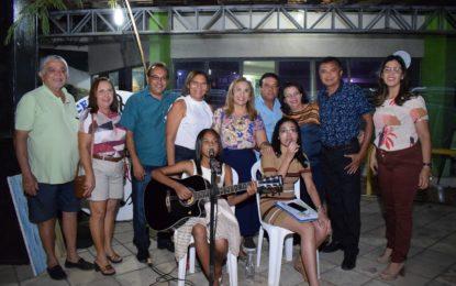 Noite Cultural abre programação do aniversário de Guadalupe