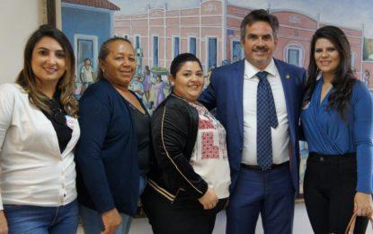 Prefeita de Jerumenha vai a Brasília pleitear ações para o município