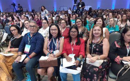 Secretária de Educação de Marcos Parente participa do 17º Fórum Nacional dos Dirigentes Municipais de Educação