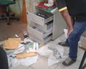 Criminosos armados roubam prédio do CIRETRAN no interior do PI
