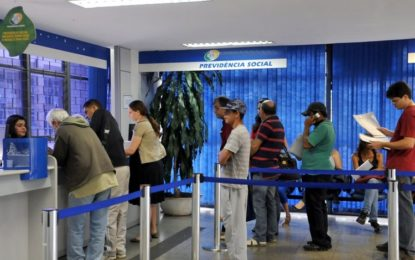 INSS cria estratégia para agilizar concessão de benefícios