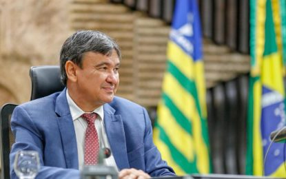 Wellington Dias sanciona projeto que autoriza empréstimo bilionário para o Piauí