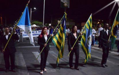 Prefeitura de Guadalupe muda local e horário e assegura multidão na Av. Manoel Ribeiro no Desfile da Independência