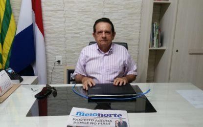 Ministério Público pede a cassação do prefeito de Uruçuí após contrato sem licitação