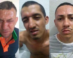 Foragidos de presídios do Piauí e Pernambuco são recapturados