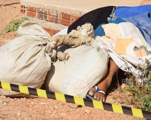 Corpo é encontrado embaixo de sacos no Sul do Piauí