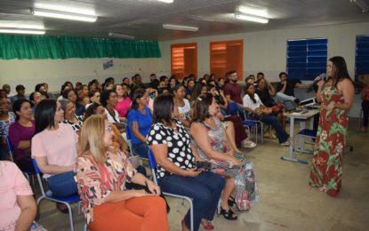 Guadalupe é sede do II Workshop para capacitação de profissionais do PlanificaSUS
