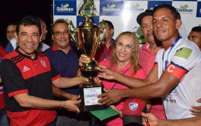 Nacional FC vence o Campeonato Guadalupense 2019