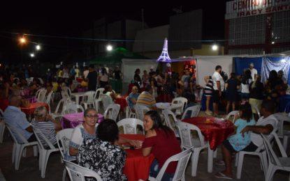 Jovens da Igreja Assembleia de Deus realizam a IV Feira das Delícias em Guadalupe