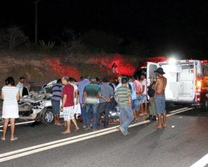 Três pessoas morrem em grave acidente no interior do Piauí