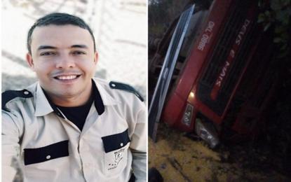 Motorista morre em acidente com carreta em Uruçuí