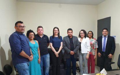 Dr. Edpool Ranchell assume presidência da OAB Floriano