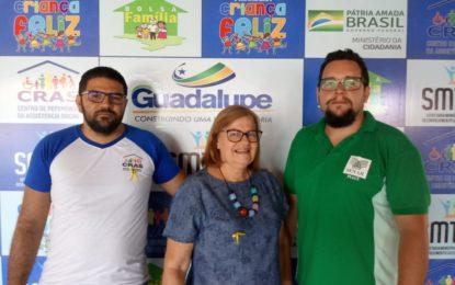 Prefeitura de Guadalupe e SENAR realizam curso de piscicultura no município