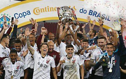 Athletico-PR vence Inter no Beira-Rio e é campeão da Copa do Brasil