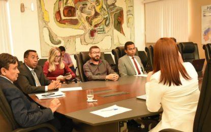 Governo apresenta projetos de Saneamento de Picos e Floriano a gestores