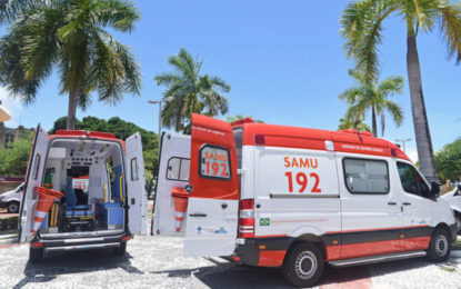 SAMU deslocou ambulância para mais de 100 ocorrências falsas em Teresina