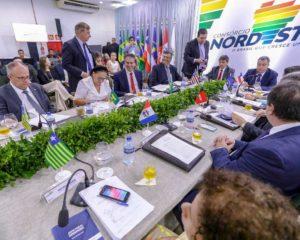 W.Dias participa em Natal de reunião do Consórcio do Nordeste