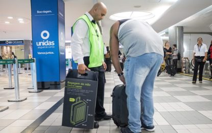 Congresso decide manter cobrança de bagagem