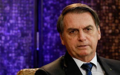 Ministro de Bolsonaro é confrontado por imprensa estrangeira