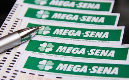 Mega-Sena acumula e pode pagar até R$ 44 milhões
