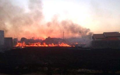 Provocar queimadas na cidade de Picos pode gerar multas de até R$ 50 mil reais; entenda!