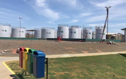 Usina de biodiesel em Floriano será reaberta em outubro