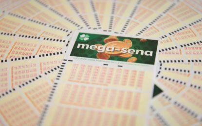 Mega-Sena acumula e pode pagar 100 milhões no próximo sorteio