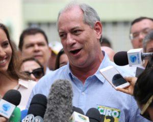 Estratégia de Ciro de atacar o PT está errada, diz Camilo Santana