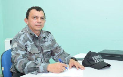 Capitão Oliveira volta a assumir o comando da 2ªCIA/10ºBPM em Guadalupe
