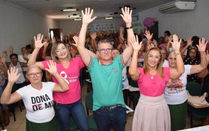 Prefeitura de Guadalupe realiza palestra sobre a prevenção do câncer de mama na Campanha Outubro Rosa