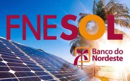 Banco do Nordeste financia até 100%  dos sistemas de geração de energia para MPEs