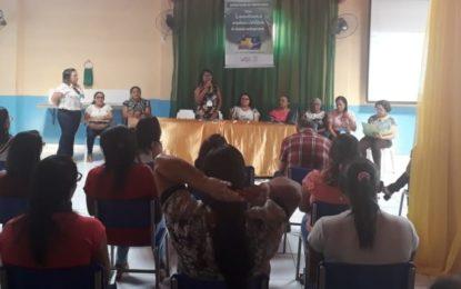 Professores da rede municipal de Marcos Parente participam de curso de capacitação