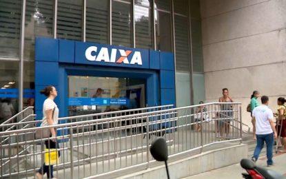 Agências da Caixa abrem neste sábado para pagamento do FGTS