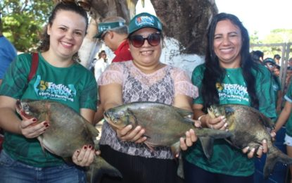 Festival do Peixe de Esperantina é selecionado como motivo de orgulho do Piauí
