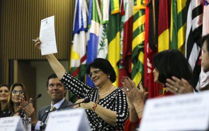 Governo lança programa Salve Uma Mulher
