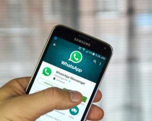 WhatsApp desaparece misteriosamente da Play Store