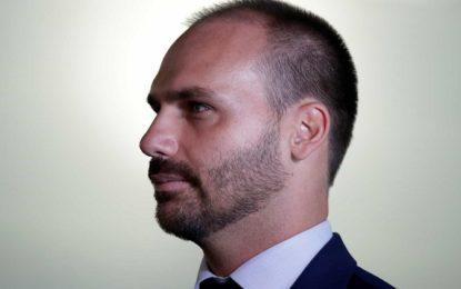 Eduardo desliga 12 vice-líderes do PSL aliados a Bivar na Câmara