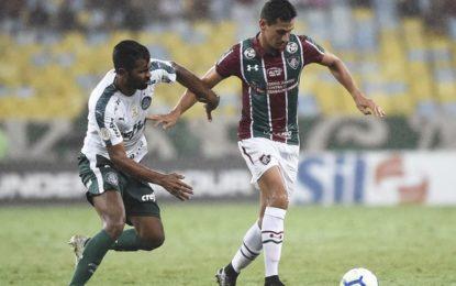 Fluminense vence Palmeiras e respira na luta contra Z4