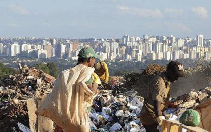 Brasil alcança recorde de 13,5 milhões de miseráveis, aponta IBGE
