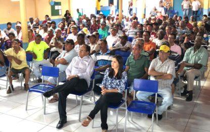 Secretaria de Saúde de Marcos Parente realiza atividades de promoção à saúde do homem na campanha Novembro Azul