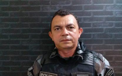 Capitão Oliveira será a grande novidade na eleição majoritária de Ribeiro Gonçalves em 2020