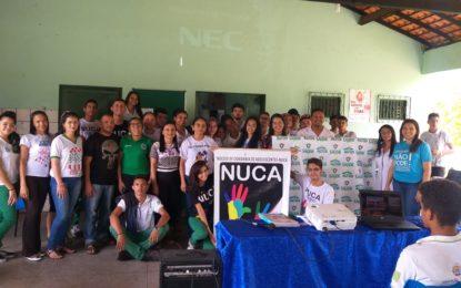 NUCA e Prefeitura de Altos promovem palestra sobre saúde sexual e reprodutiva
