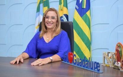 Prefeita Neidinha garante transporte para estudantes de Guadalupe fazerem o ENEM