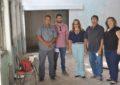 Prefeita de Guadalupe faz visita às escolas e ao antigo Guadalupe Hotel, prédios que serão reformados e ampliados