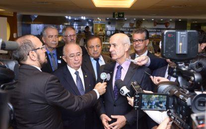 Ministro Ramos define prioridades do governo para o Nordeste