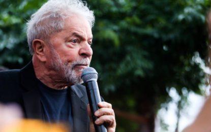 Lula diz que o PT não nasceu para ser partido de apoio e vai polarizar em 2022
