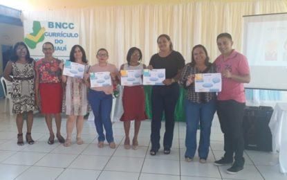 Educação de Marcos Parente realiza Ciclo de Formação Continuada Pró-BNCC