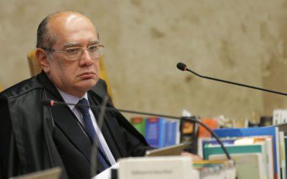 Gilmar Mendes derruba liminar que suspendia investigações contra Flávio Bolsonaro