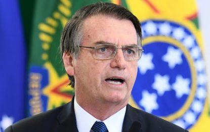 DPVAT foi extinto por MP, que pode caducar, diz Bolsonaro